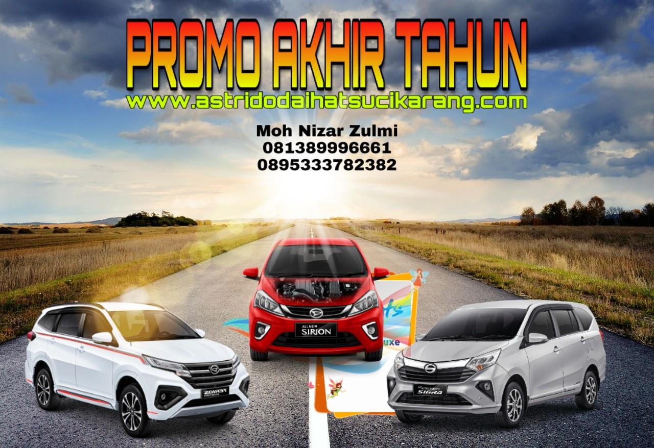 Promo Service Daihatsu Cikarang