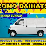 Granmax Blindvan Bekasi 2020