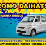 Granmax Minibus Bekasi 2020