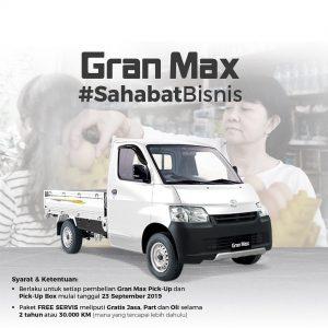 Promo GranMax Pickup